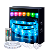 Govee 5M LED RGB Strip Lights with Remote