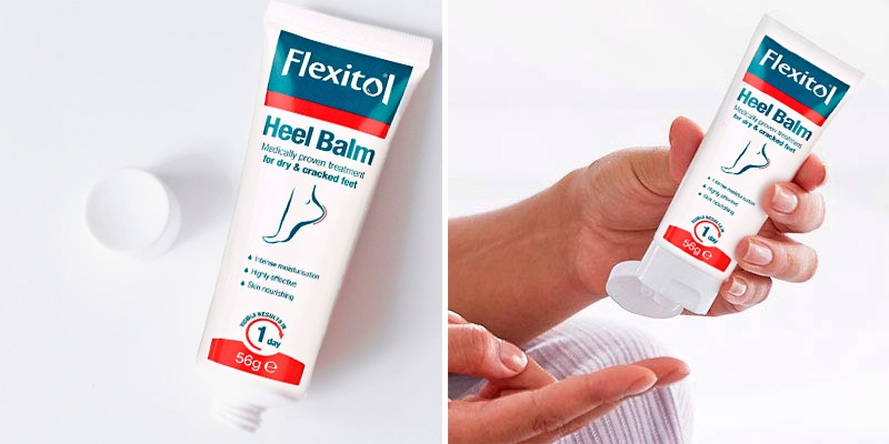 Review of Flexitol Heel Balm for Dry and Cracked Feet