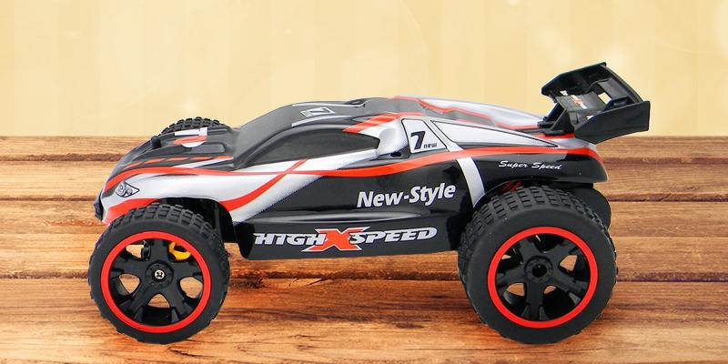 Review of Playtech Logic Remote Control Racing Car