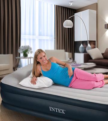 Review of Intex 67732 Air Bed Mattress
