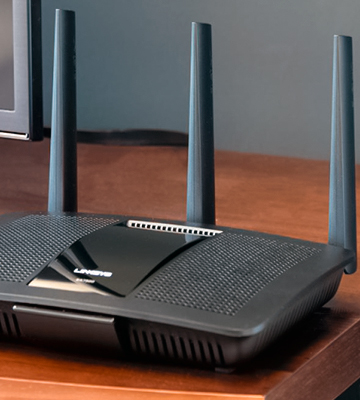 Review of Linksys EA7500 Gigabit Wi-Fi Wireless Router