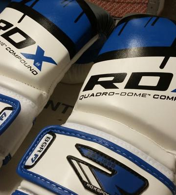 Review of RDX Maya Hide Leather Sparring Gloves