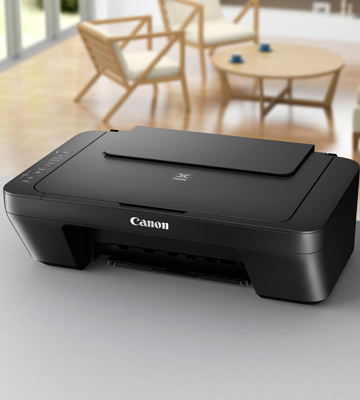 Review of Canon PIXMA MG2550S All-in-One Inkjet Photo Printer