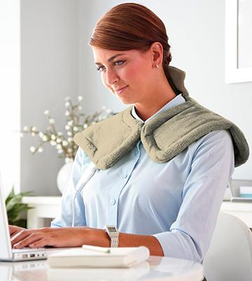 Review of Hydas Shoulder and Neck Heating Pad