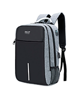 BAG.IT Store London Anti Theft Backpack Laptop Bag