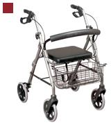 Homecraft Quartz Rollator Walker