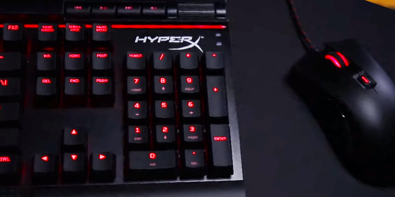 Review of HyperX HX-KB2RD1-UK/R1 Mechanical Gaming Keyboard