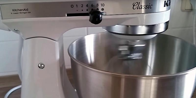 Review of KitchenAid K45SS Classic Stand Mixer