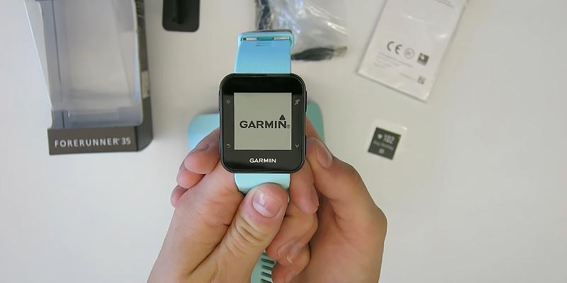 Review of Garmin Forerunner 35 Running Watch with Wrist-Based Heart Rate and Workouts