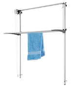 Foxydry 100 vertical Wall mounted pulley clothes Airer