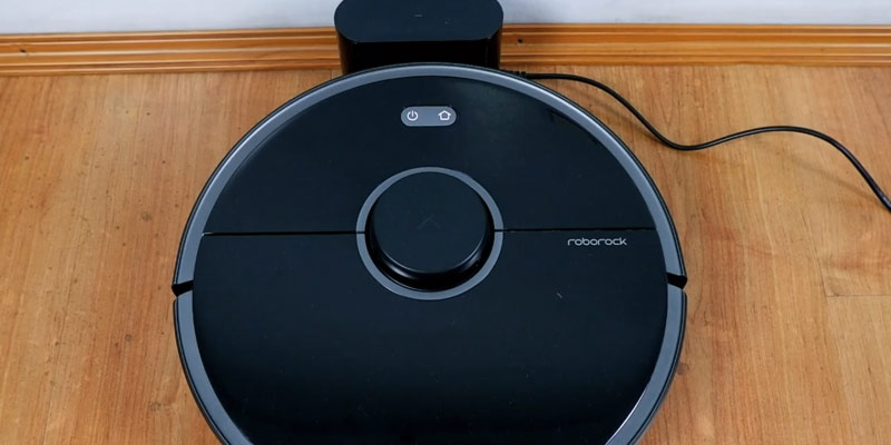 Review of Roborock S5 MAX Robot Vacuum Cleaner and Mop