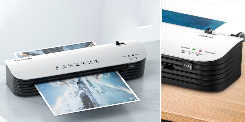 Review of Toyuugo (SL299) Portable A4 Thermal Laminating Machine