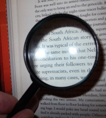 Review of Mercury 700.054 Handheld Magnifier