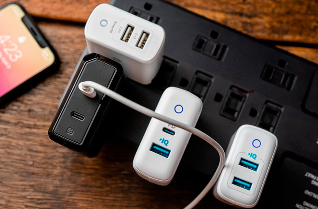 Best USB Phone Chargers
