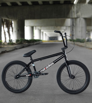 Review of Mafiabikes Kush 2 20 BMX Bike