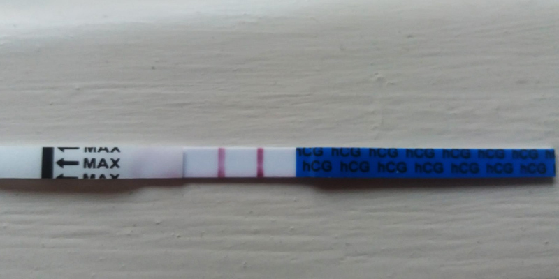 Review of One Step 15 x Ultra Early Wide Strips Pregnancy Test