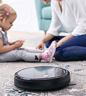 Review of Eufy AK-T2102311 Robotic Vacuum Cleaner
