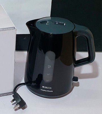 Review of Morphy Richards 120009 Brita Filter Electric Jug Kettle