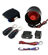 Flexzon U3 AUTO ALARM Universal Car Security Alarm System