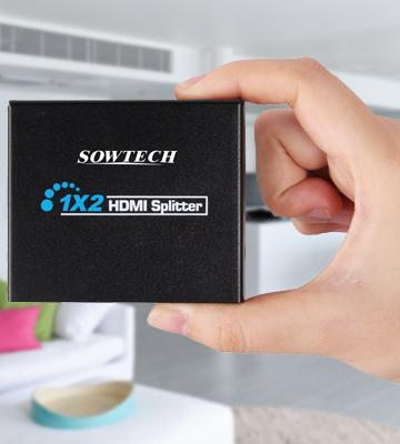 Review of SOWTECH HDMI Splitter