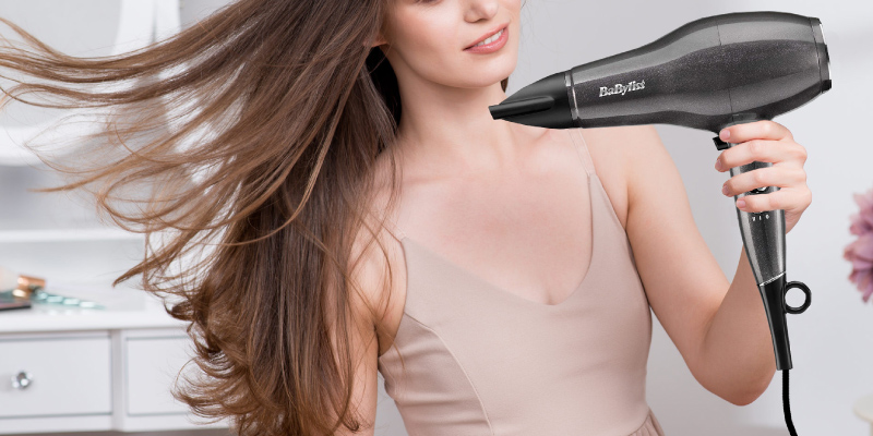 Review of BaByliss Platinum Diamond 2300 Diffuser Hair Dryer