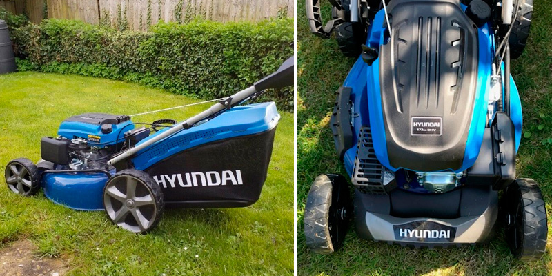 Review of Hyundai HYM510SPE Petrol Lawn Mower
