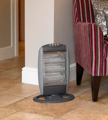 Review of Prolectrix EH0197 Halogen Heater