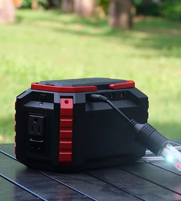 Review of Suaoki S270 Portable Power Generator