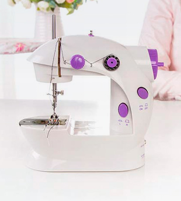 Review of LMYJ SE22 Mini Sewing Machine