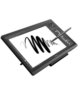 Huion GT-191-UK Graphics Drawing Tablet Monitor with 8192 Levels Pen Pressure 19.5 Inch HD 1920 x1080 Pen Display