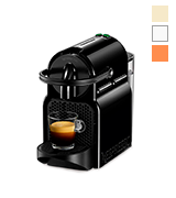 Nespresso Inissia Black by Magimix