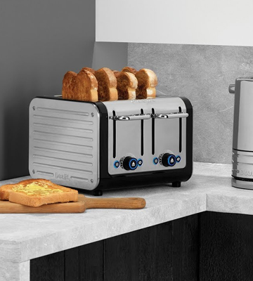 Review of Dualit 46505 Architect 4-Slot Toaster