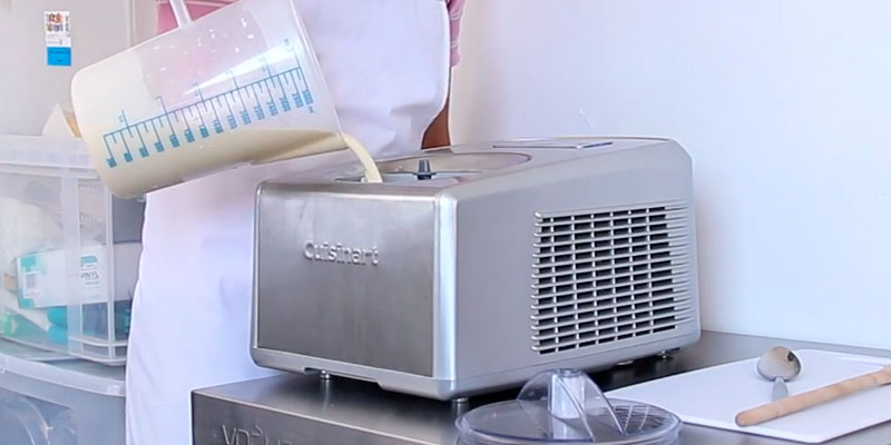 Review of Cuisinart ICE100BCU Gelato and Ice Cream Maker
