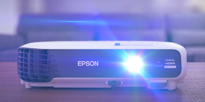 Review of Epson EB-U04 Full HD 1080p Projector
