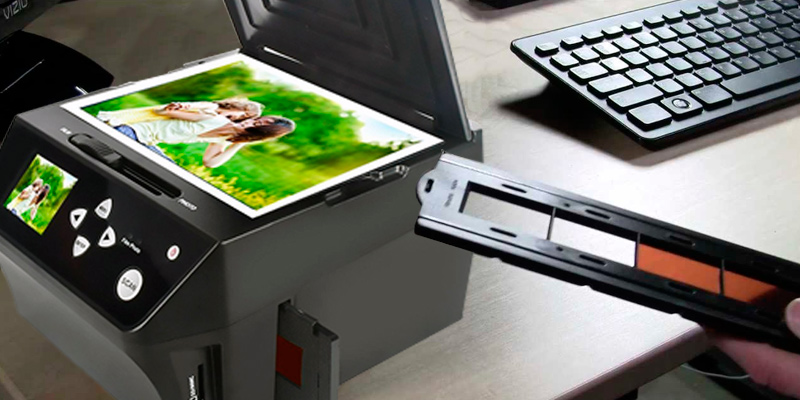 Review of DIGITNOW! M129 Film &Slide Photo Multi-function Scanner