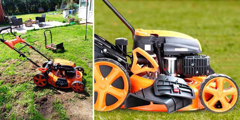 Review of Hyundai P5100SPE Petrol Lawn Mower