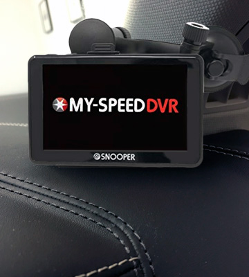 Review of Snooper My Speed DVR G3 Speed Limit and Camera Alert System
