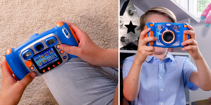 Review of VTech Kidizoom Duo (507103) Kids Camera