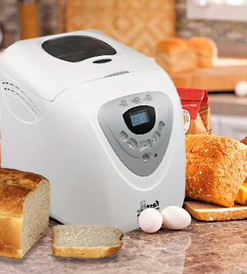 Review of Morphy Richards 48280 Fastbake Breadmaker