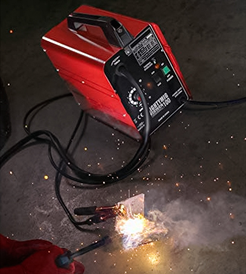 Review of Sealey MIGHTYMIG100 Professional Mig Welder