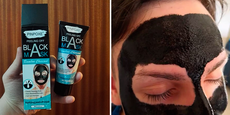 Review of PINPOXE Charcoal Black Mask