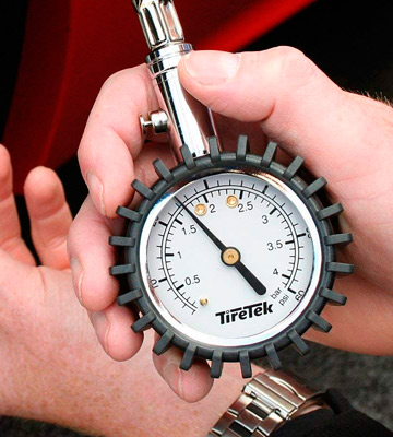 Review of TireTek TT-GH01-QBR2-E Flexi-Pro Tyre Pressure Gauge