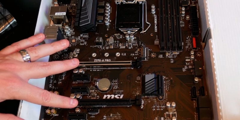 Review of MSI Z370-A PRO Gaming Motherboard