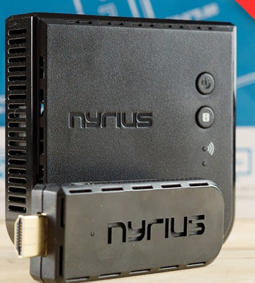 Review of Nyrius ARIES Pro (NPCS600) Wireless HDMI Transmitter and Receiver
