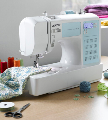 Review of Brother FS40 Electronic Sewing Machine