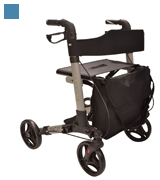 Elite Care X Cruise Folding Lightweight Rollator