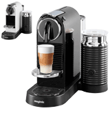 Nespresso Citiz and Milk Coffee Machine