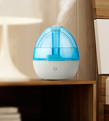 Review of Yoleo Ultrasonic Cool Mist Humidifier 1.8L