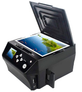 DIGITNOW! M129 Film &Slide Photo Multi-function Scanner