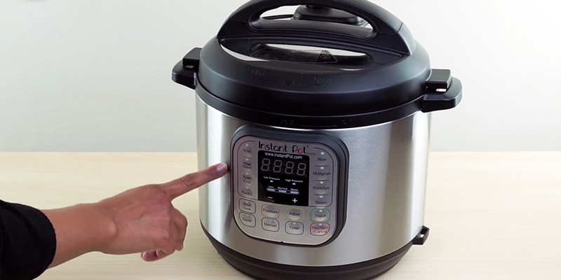 Review of Instant Pot IP-DUO60 Pressure Cooker